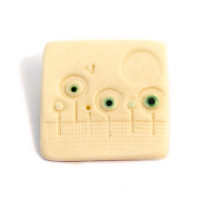 Ceramic Decoration and Brooches