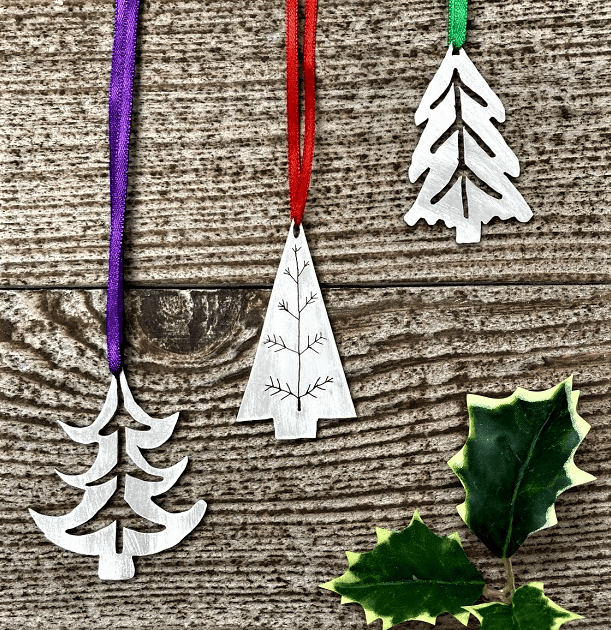 Nordic Style Tree Decorations!